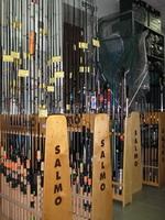 Продажа спиннингов и удочек DAIWA, TRABUCCO, SHIMANO, ST.CROIS, CORMORAN